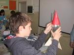 Raketa na vodni pogon