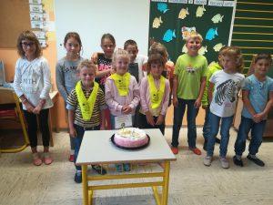 S torto v novo šolsko leto na POŠ Laze